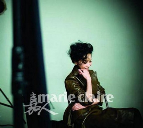Carina Lau Ka Ling Для Claire China 10/2009