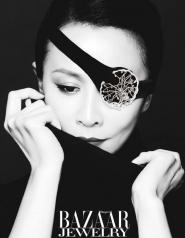 Carina Lau Ka Ling Для Bazaar Jewelry 12/2011