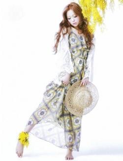 Kana Nishino Для JJ 06/2012