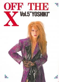 Yoshiki (X-Japan) Для On Stage 04/1991