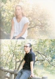 Masanobu Ando & Nakamura Kenji Для +Act Vol.13 12/2007