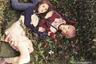2Yoon представили групповое тизер-фото для Harvest Moon
