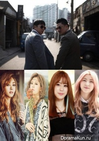 Продюсеры Хен Дон и Дэ Чжун 2