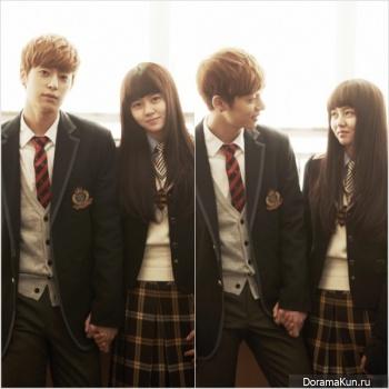 Донхён из Boyfriend и актриса Ким Сохён сыграют пару в клипе I Yah