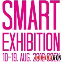EXO и SHINee рекламируют 'S.M.Art Exhibition'