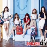 За кулисами съемок Girls' Generation для журнала High Cut