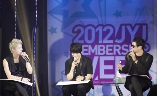 JYJ получают энергию от 22 000 поклонников, которые присутствовали на 'Membership Week'