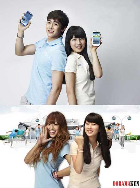 НикКуна из 2PM заменили в кампании Samsung ′Galaxy S3 Stadium'