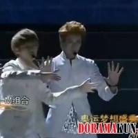 EXO-M приняли участие в Пекинской Церемонии Олимпийской Мечты!