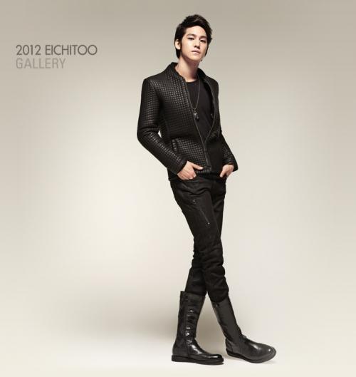 Ким Бом стал моделью китайского бренда Eichitoo