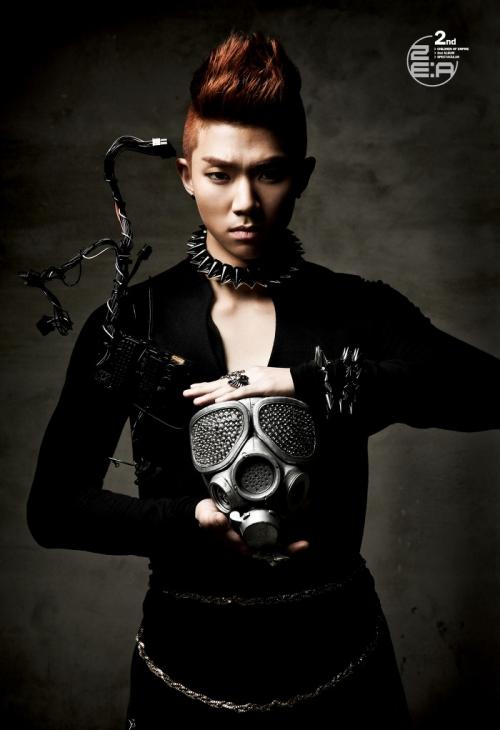ZE:A опубликовали альбом индивидуальных снимков для возвращения со 'SPECTACULAR'