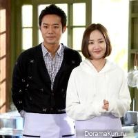 Чхон Чжон Мён и Пак Мин Ён