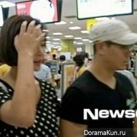Хван Чон Ым и Ким Ён Джун