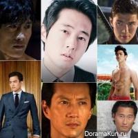 Корейские актёры
