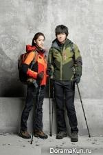 Ли Мин Хо и ЮнА