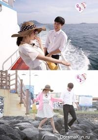 We got Married 4 (Oh Min-seok & Kang Ye-won)