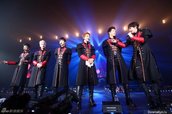 2PM World Tour Go Crazy