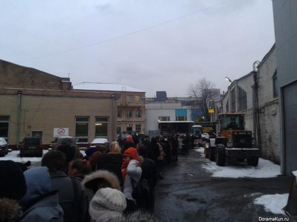 MIYAVI MOSCOW 20/03/14