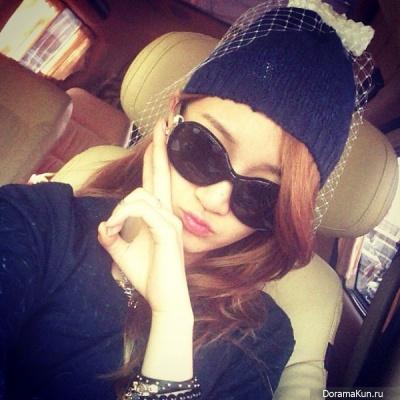 Джиа из miss A