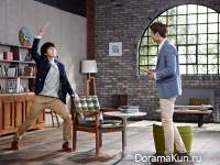 Kyuhyun & Choi Minho