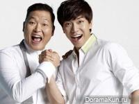 Lee Seung Gi & Psy