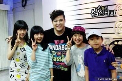 СинДон из Super Junior