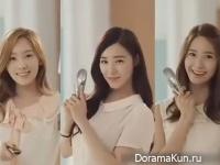 Taeyeon, Yoona, Tiffany