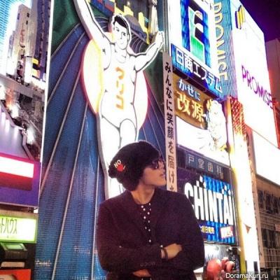 Jun.K в Осаке