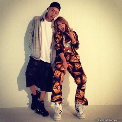 CL из 2NE1 и Джереми Скотт!!!