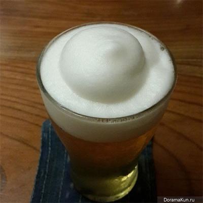 Ледяное пиво