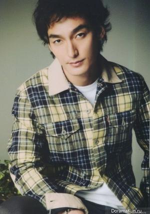 Tsuyoshi Kusanagi из SMAP