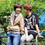 Ли Хён У и Солли