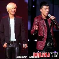Тэ Сон и Сын Ри