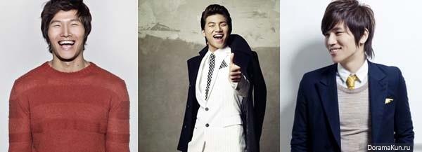 Ким Чжон Кук – Тэсон из Big Bang – K.Will