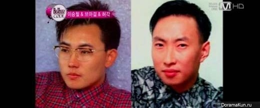 Пак Мён Су – Ли Сын Чхоль