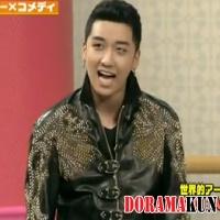 Сынри из Big Bang - ведущий на японском телевидении + собственное шоу