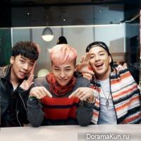 СынРи, G-Dragon и ТхэЯн