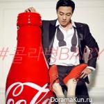 So Ji Sub – Coke Baby