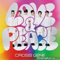 CROSS GENE – Love & Peace
