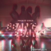 Pocket Girls - BBANG BBANG