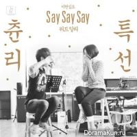 ChunLee, ALi – Say Say Say