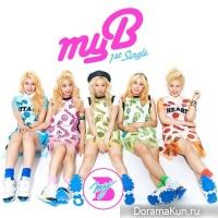 myB – MY OH MY 1st Single