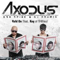 Axodus – Hold On (Feat. Key Of SHINee)