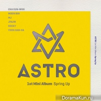 ASTRO – Spring Up