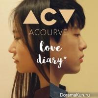 ACOURVE – Love Diary