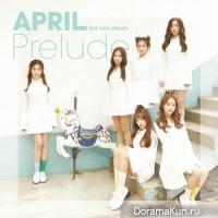 APRIL – Prelude