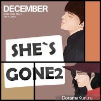 December – She's gone2
