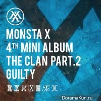 MONSTA X – THE CLAN GUILTY