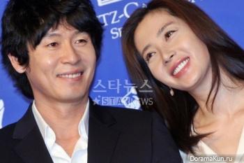 Соль Гён Гу и Сон Юн А