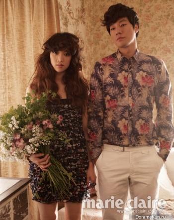 Ли Чхон Хи и Чон Хё Чжин